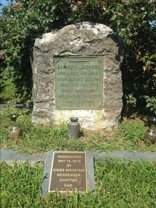 Andrew Jackson Camp Blount