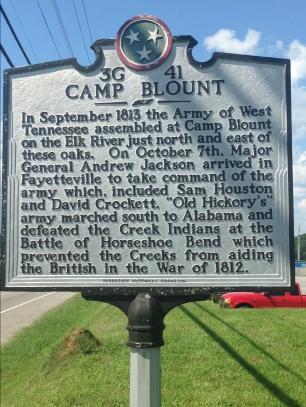 camp blount