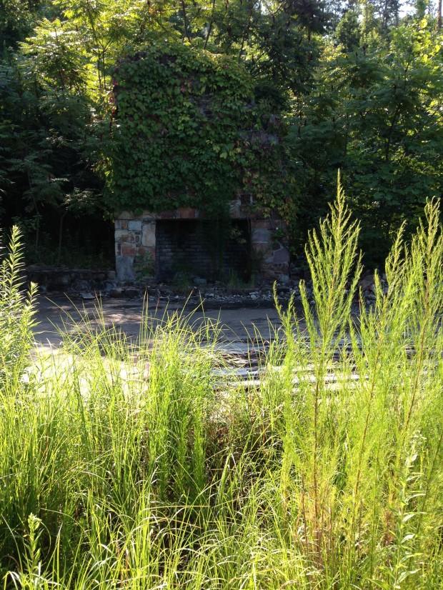 Fort Jackson Chimney