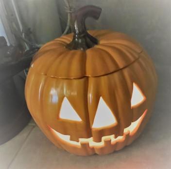 Light up pumpkin (2)
