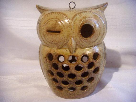 Votive owl